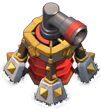 zap required for lvl 7 Air Sweeper coc
