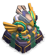 zap required for lvl 5 Eagle Artillery coc