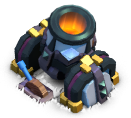 zap required for lvl 13 Mortar coc